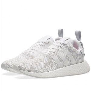 Adidas Women's Originals NMD R2 Boost white/grey